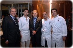 Pizzeria: The Kitchen Salvatore Cuomo Shangai